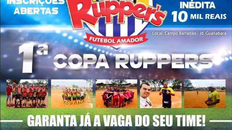 1ª Copa Rupper's de Futebol Amador